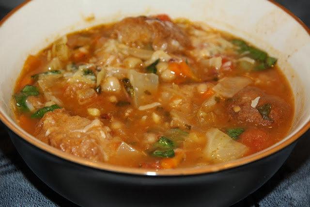 Вся соль: Риболлита, суп бедняка с богатым вкусом