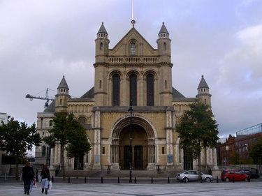 кафедральный собор белфаста