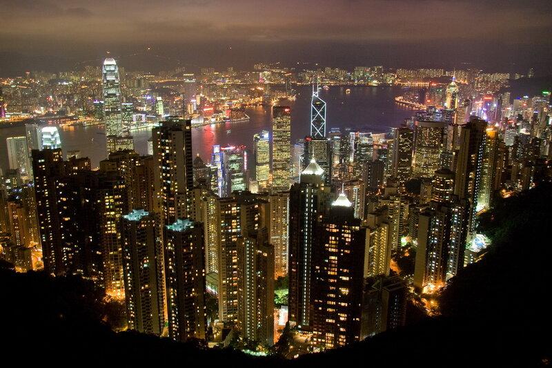 Интересный Гонконг