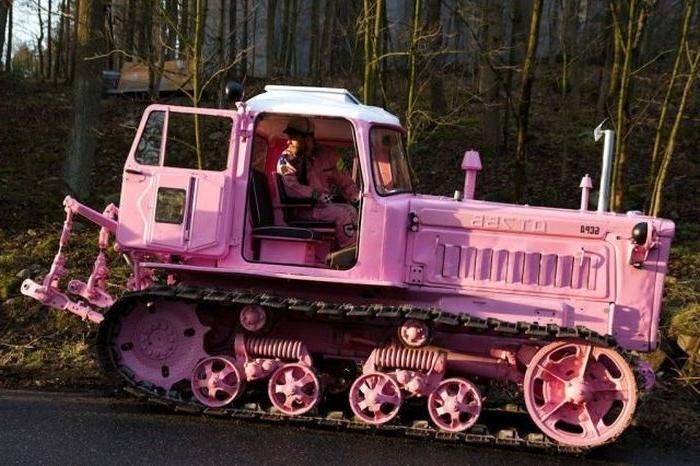 Аву, картинка приколы трактора