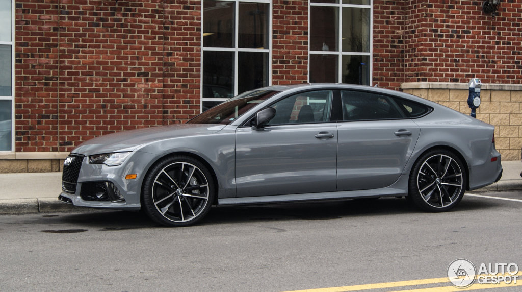 Audi Rs7 Sportback 2015 Performance In Columbus Oh United States