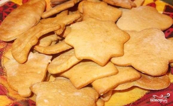 Рецепт печенья быстро и просто с фото
