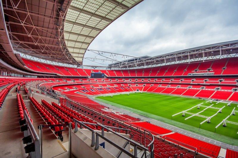 Стадион Уэмбли, Лондон