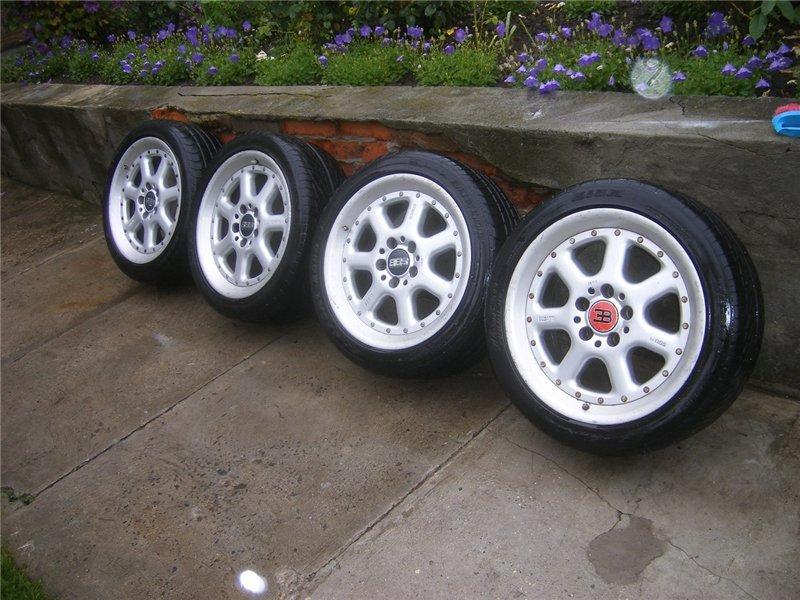 BBS Bugatti