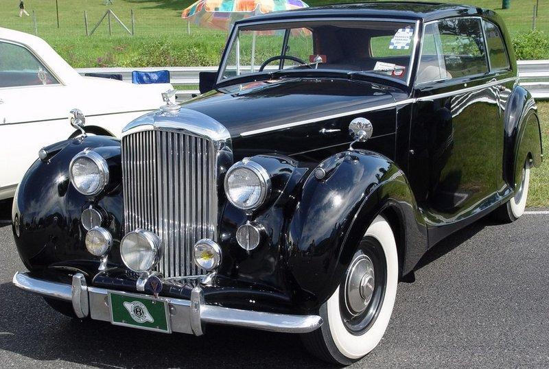Bentley Mk VI Saloon