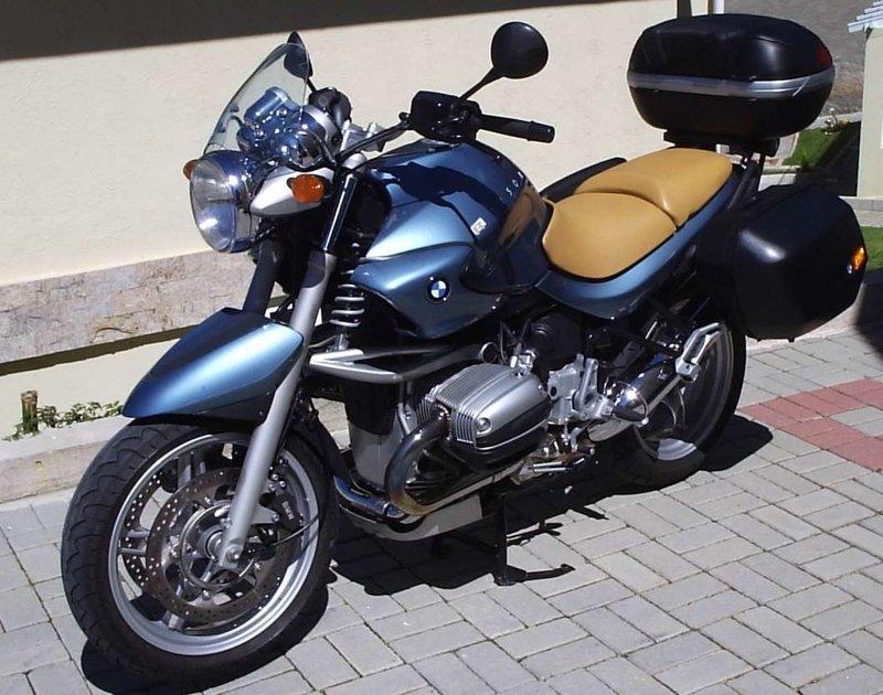 BMW R1150R - Энциклопедия мотоциклов