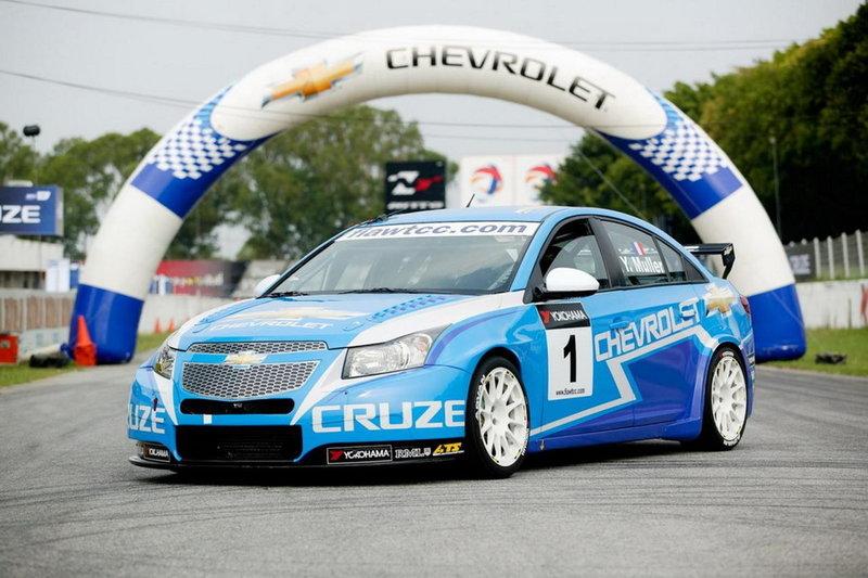 Chevrolet Cruze BTCC/WTCC