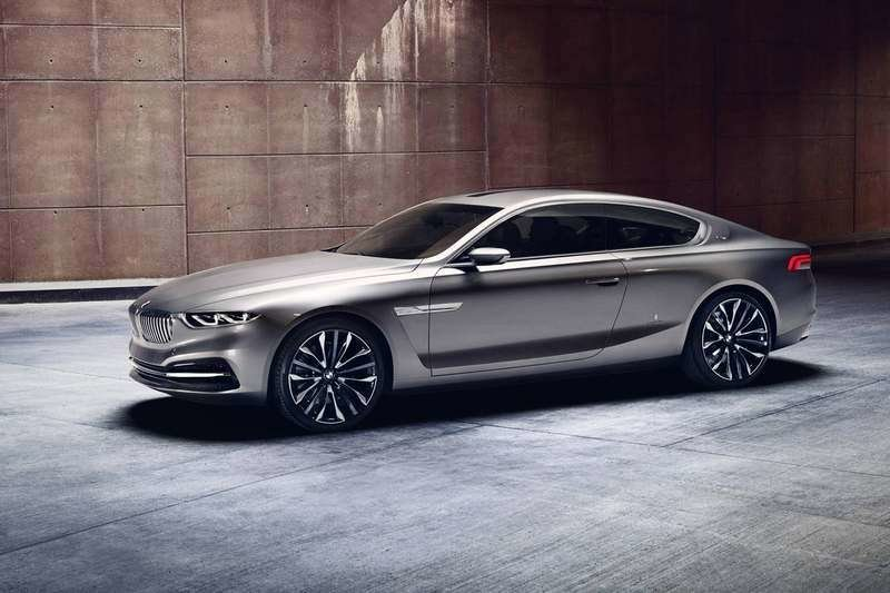 Эксклюзивное купе BMW Pininfarina Gran Lusso Coupe - Блог Авто любителей, фото, цены, характеристики, технические данные, обзоры и авто новости.