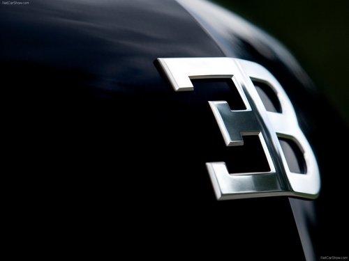 Эмблема Bugatti EB