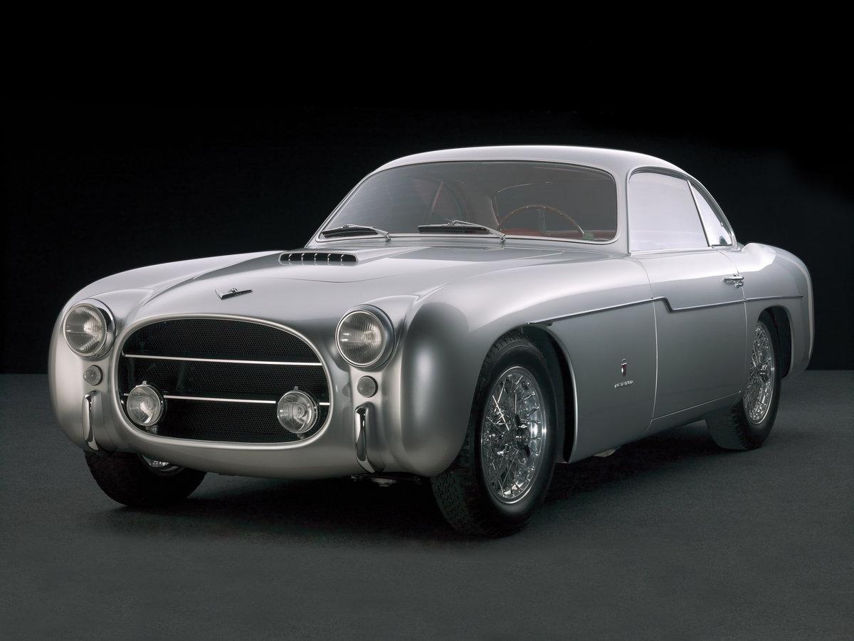 Fiat 8V Coupe by Mario Boano