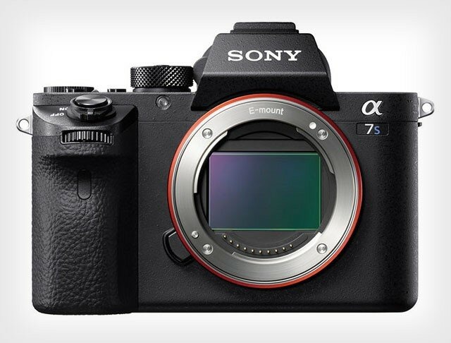 Фотоаппарат Sony A7S II – монстр для съёмки при слабом освещении