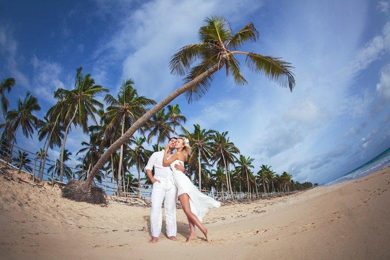 Фотосессия на пляже Макао