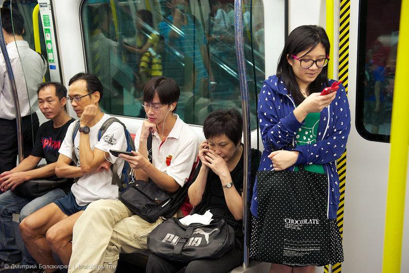 Гонконг в лицах