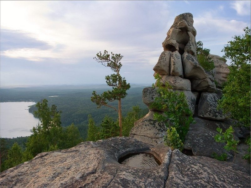 Горы Урала