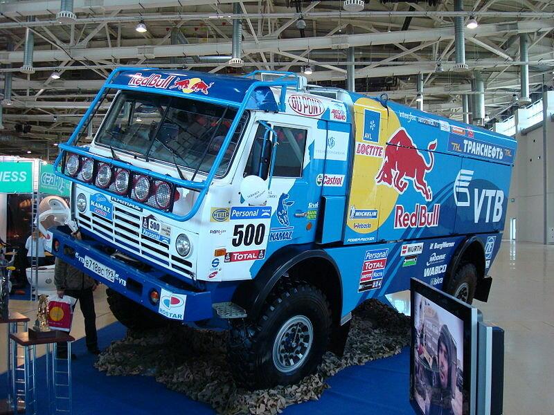 КамАЗ 4326-9 VK