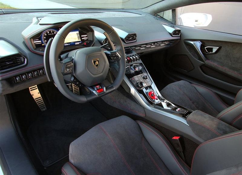 Lamborghini Huracan 2014 фото цена, отзывы характеристики Ламборджини Хуракан