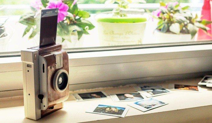 Lomo'Instant: моментальные снимки с фильтрами
