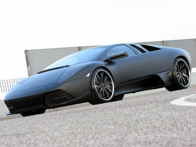 МАТОВЫЙ ЛАМБОРДЖИНИ обои для рабочего стола. Фото матовый ламборджини: Lamborghini Murcielago, Матовый   WPAPERS.RU (Wallpapers).