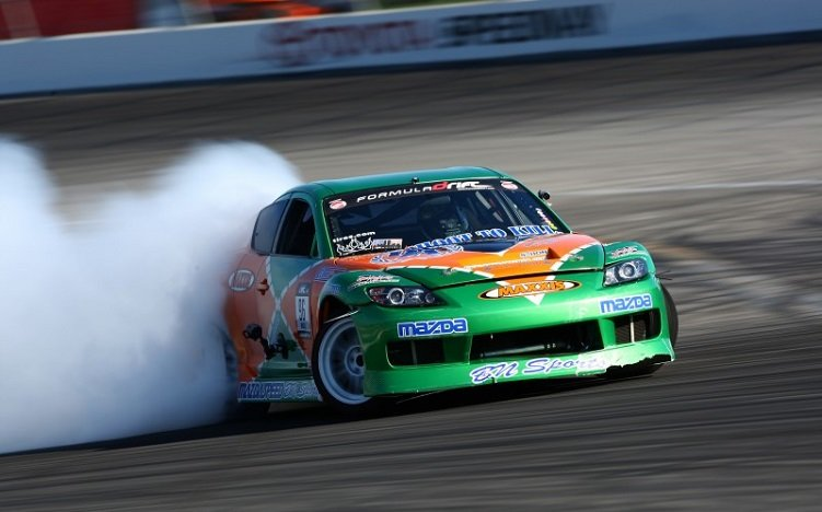 Mazda RX-8 Тони Энджело