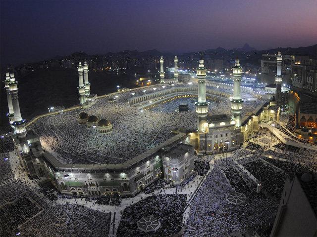 Мечеть Аль-Харам (Запретная мечеть), Саудовская Аравия