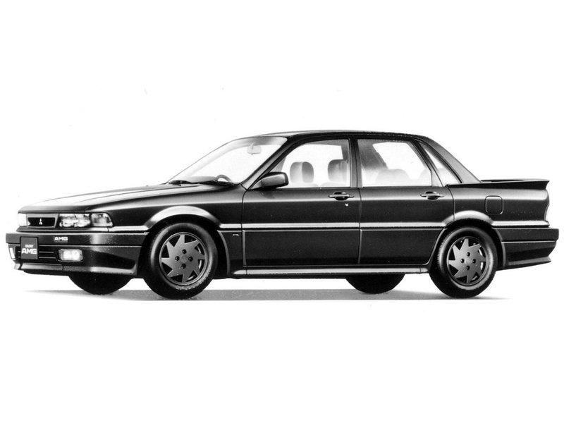 Mitsubishi Galant AMG E33A