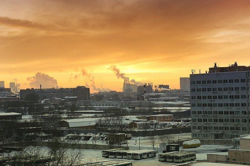 Москва Индустриальная - Любовь Миргородская