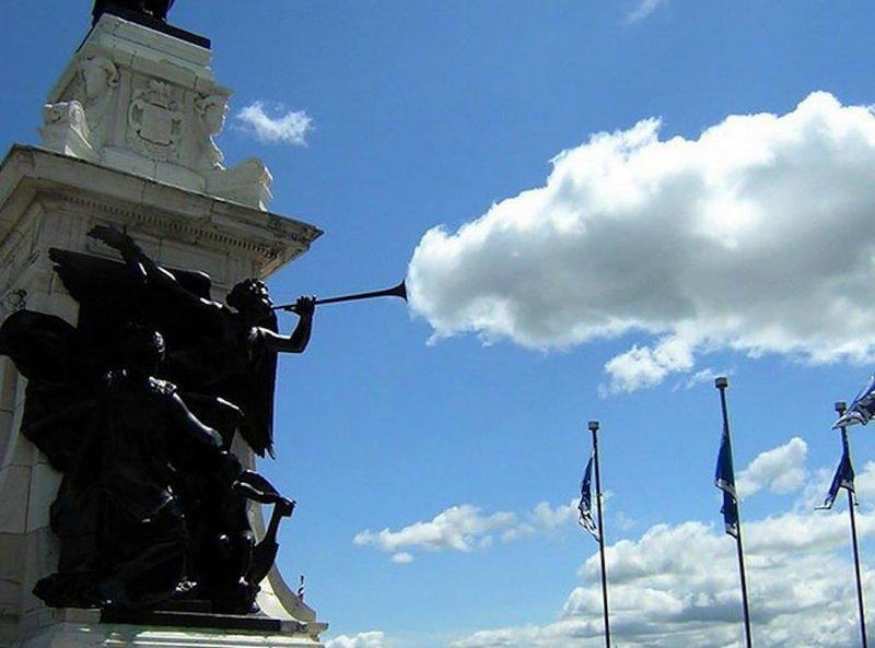 Невероятные фото облаков