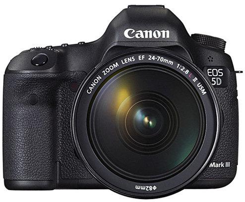 Обзор Canon EOS 5D Mark III + видео