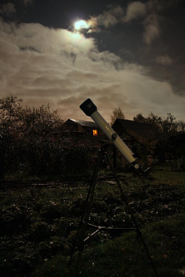 Обзор телескопа Levenhuk Strike 50 NG