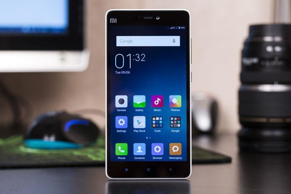 Обзор Xiaomi Mi4i