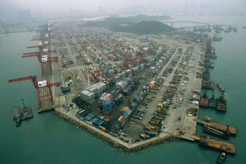 Порт Гонконга