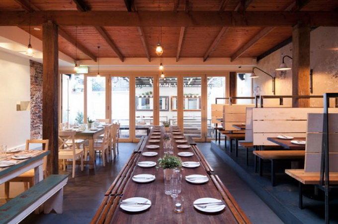 Ресторан Barrio Chino в Сиднее