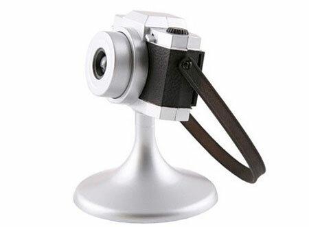 Ретро вебкамера