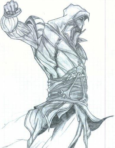 Рисунок карандашом