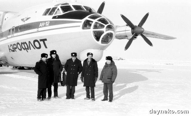 Северный полюс. Фото очевидца или полёты в Арктику