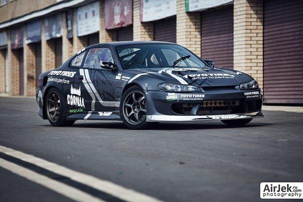 Silvia S15 V8 Toyo Tires