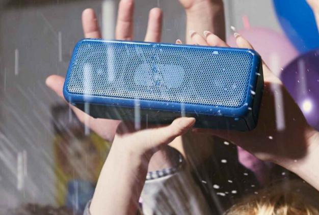 Sony привезла на CES 2016 множество портативных акустических систем