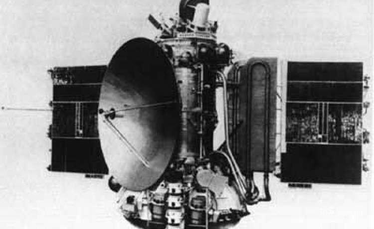 Советский зонд «Марс-6»