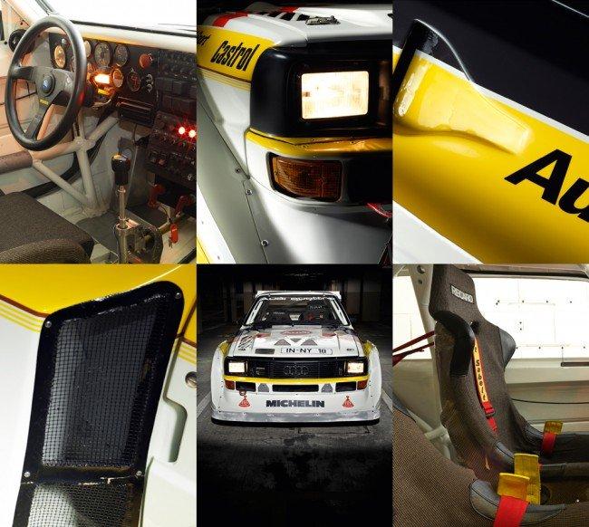 Супертест TopGear - Audi Quattro