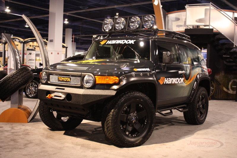 Toyota FJ Cruiser TRD Hankook