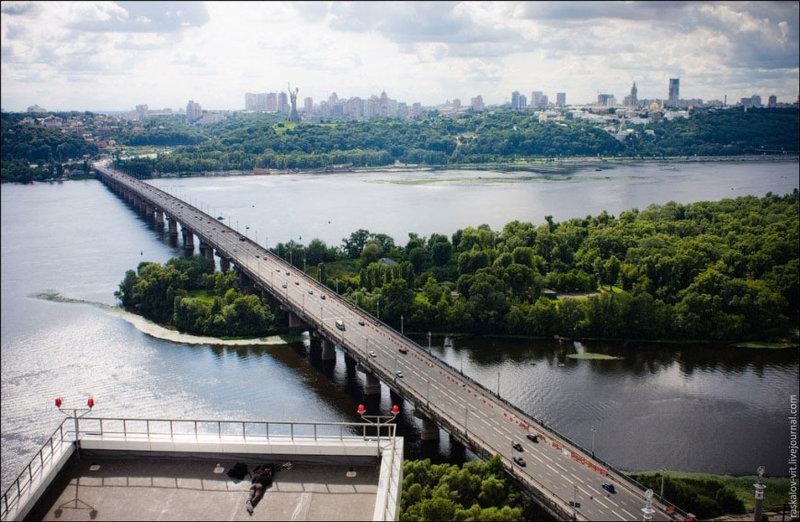 Высотный город Киев