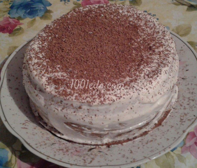 Рецепт детского торта с фото поэтапно