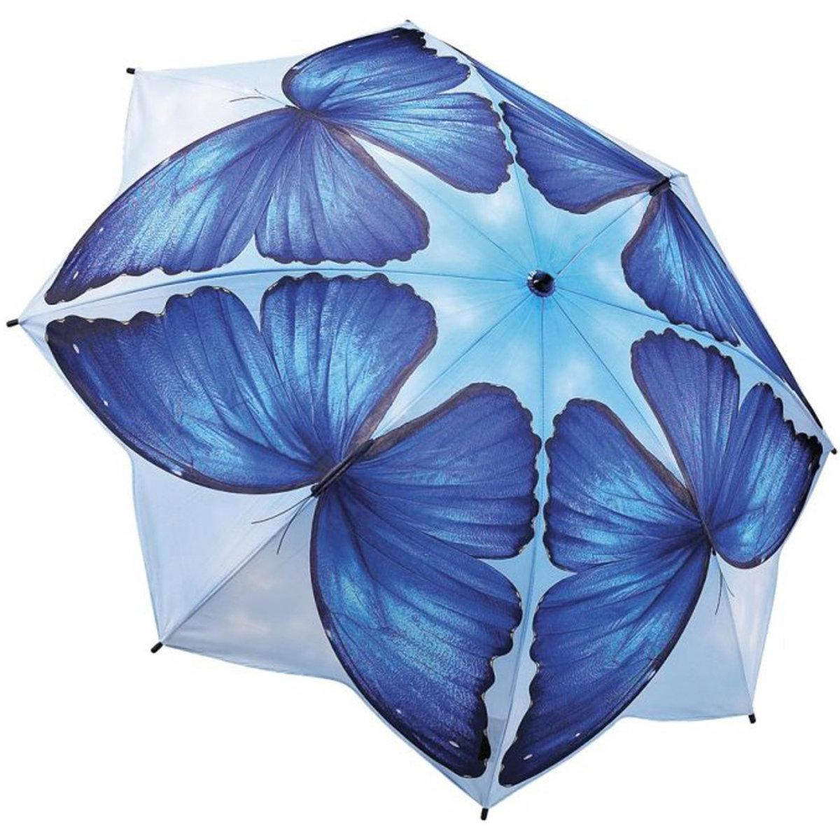 Картинки бабочки зонт