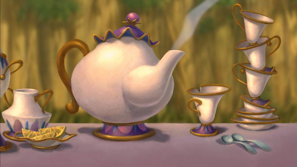 Картинка чайника андерсена