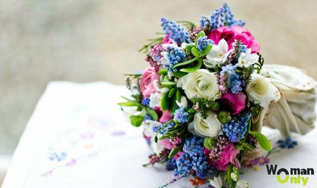 Оформление свадьбы живыми цветами: нежная красота