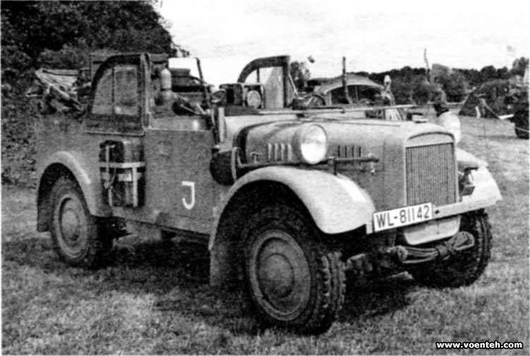 Штёвер R180 / R200 / Тип 40 (1936-1943 гг.)