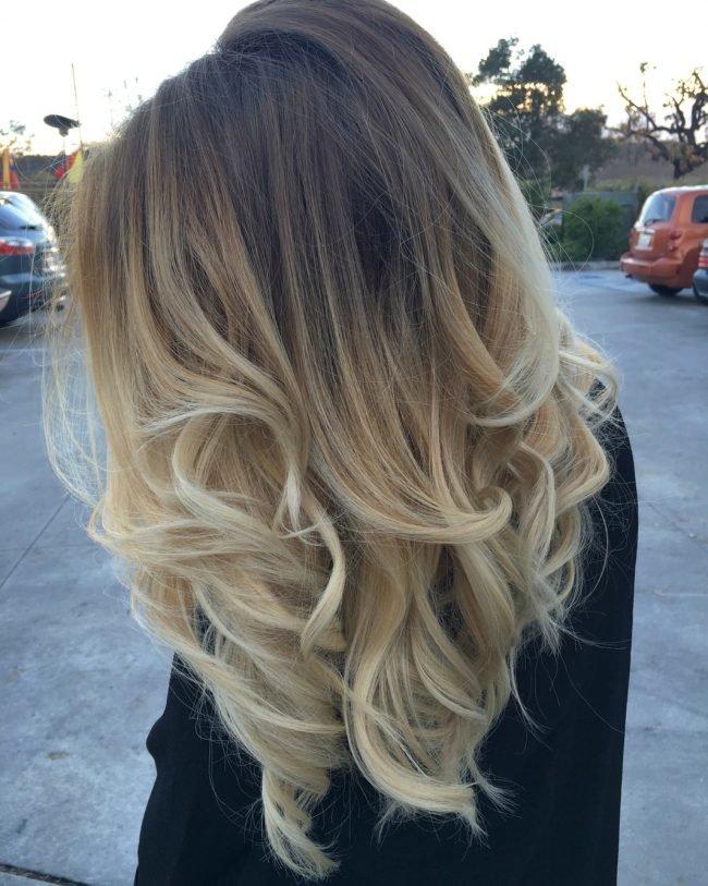 отрастить свой цвет волос