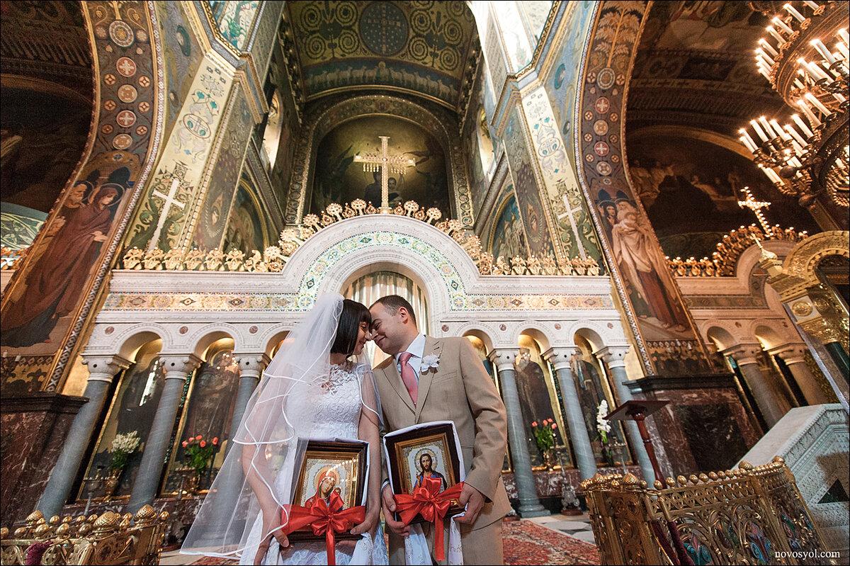 Венчание фотосъемка венчания в церкви