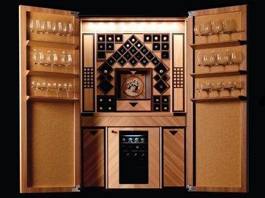 toncelli винный шкаф