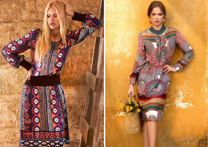 Богемный шик: одежда в стиле бохо